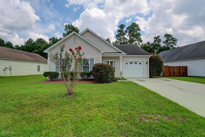 Leland Single Family Home For Sale: 8675 Orchard Loop Road