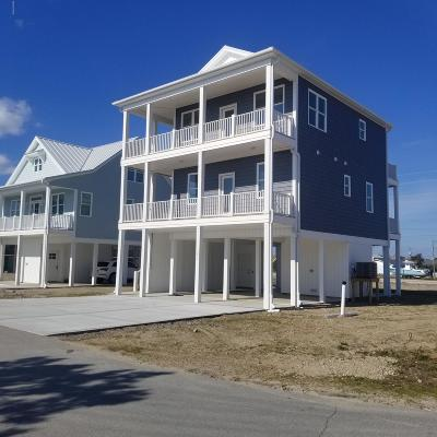Morehead City Single Family Home For Sale: 211 E Bogue Boulevard