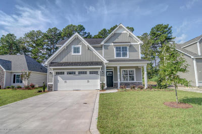 Castle Hayne Single Family Home For Sale: 3812 Smooth Water Drive