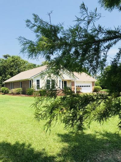Morehead City NC Single Family Home For Sale: $225,000