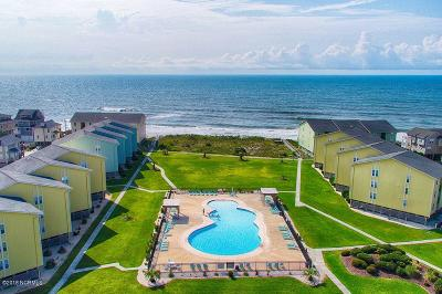 North Topsail Beach, Surf City, Topsail Beach Condo/Townhouse For Sale: 918 N New River Drive #434