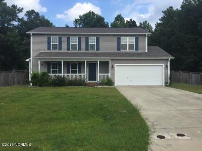Jacksonville Single Family Home For Sale: 202 Silver Stream Way