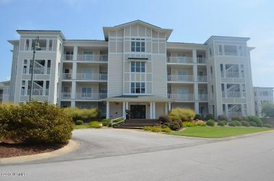Morehead City Condo/Townhouse For Sale: 150 Lands End Road #A-13