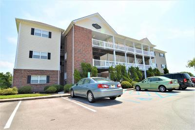 Morehead City Condo/Townhouse For Sale: 402 Penny Lane #I