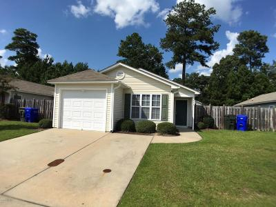 Greenville NC Single Family Home For Sale: $114,900