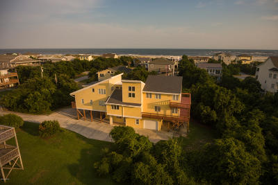 Emerald Isle Single Family Home For Sale: 103 Channel Drive