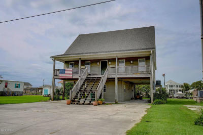 Surf City Single Family Home For Sale: 6071 6th Street #1611