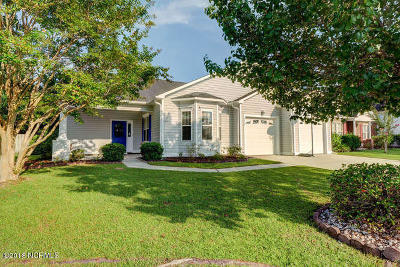Wilmington Single Family Home For Sale: 4515 Whiteweld Terrace