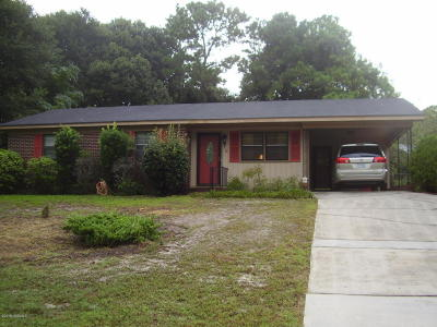 Wilmington Single Family Home For Sale: 518 Normandy Drive