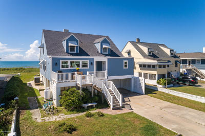Atlantic Beach NC Single Family Home For Sale: $1,595,000