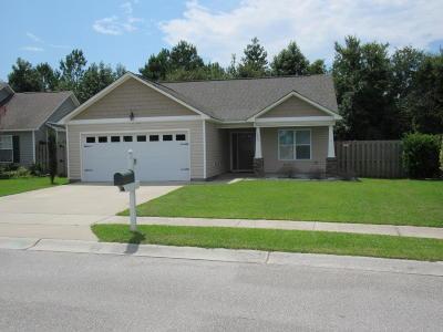28451 Single Family Home For Sale: 1003 Stoney Woods Lane