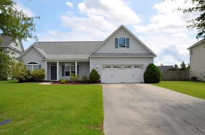 New Bern NC Single Family Home For Sale: $186,000