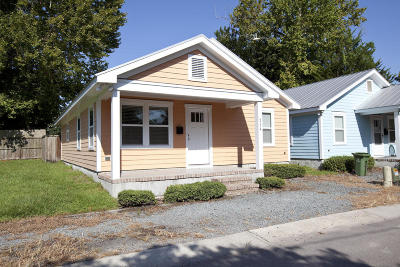 Wilmington Single Family Home For Sale: 214 Gores Row