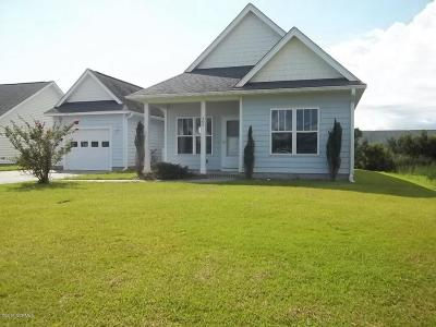 Beaufort Single Family Home For Sale: 209 Rutledge Avenue