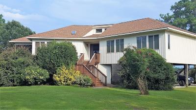 Merritt Single Family Home For Sale: 361 Silver Acres Road