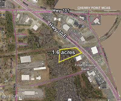 Havelock Residential Lots & Land For Sale: 126 E Main Street