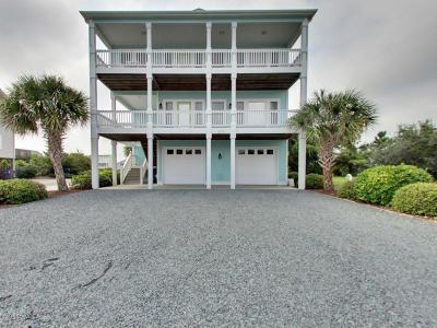 Holden Beach Single Family Home For Sale: 311 Sand Dune Lane