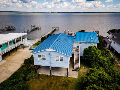 Emerald Isle NC Single Family Home For Sale: $525,000