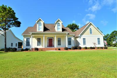 Newport NC Single Family Home For Sale: $339,900