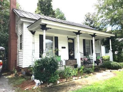 Elm City Single Family Home For Sale: 304 E Main Street