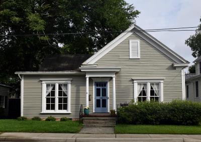 New Bern Rental For Rent: 226 Change Street Street