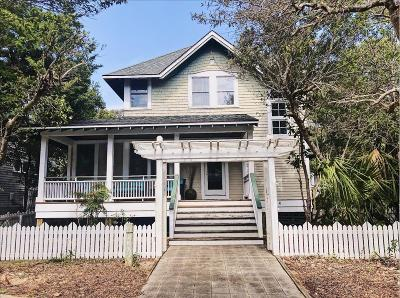 Bald Head Island Single Family Home For Sale: 303 Whale Head Way