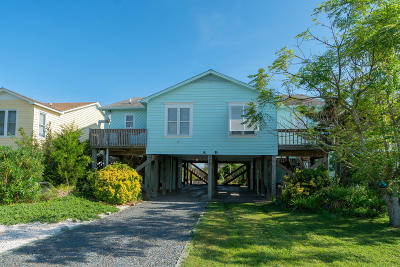Holden Beach Condo/Townhouse For Sale: 325 Brunswick Avenue W #A