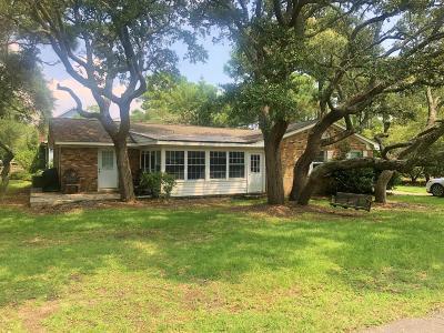 28465 Single Family Home For Sale: 106 Throckmorton Street