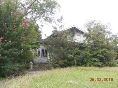 Edgecombe County Single Family Home For Sale: 600 Marigold Street