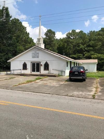 Beulaville Single Family Home For Sale: 1235 Haw Branch Road