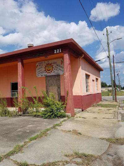 Whiteville Commercial For Sale: 221 E Main Street