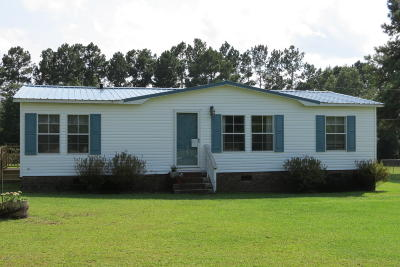 New Bern Manufactured Home For Sale: 241 Foxwood Trail