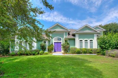 Oak Island Single Family Home Pending: 223 Norton Street