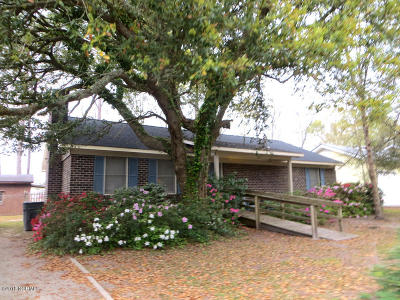 Calabash Single Family Home For Sale: 1062 Wilson Avenue SW