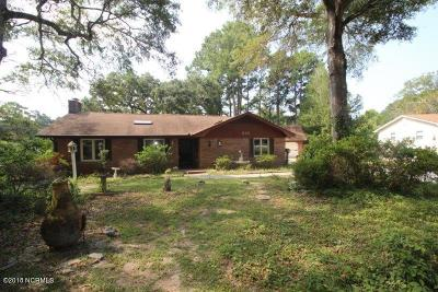 Sunset Beach Single Family Home Pending: 610 Triangle Court SW