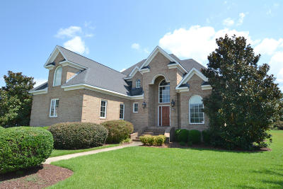 Greenville Single Family Home For Sale: 501 Golf View Drive