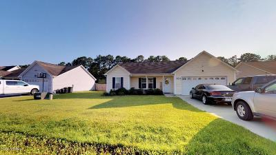 Beulaville Single Family Home For Sale: 134 Christy Drive
