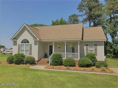 Rocky Mount Single Family Home For Sale: 6875 Colby Road