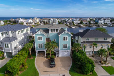 Wrightsville Beach Single Family Home For Sale: 13 Bermuda Drive