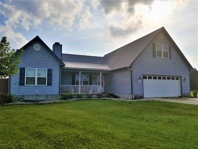 Maysville Single Family Home For Sale: 124 Starkys Creek Court