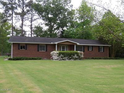 Oriental Single Family Home For Sale: 455 Kershaw Road