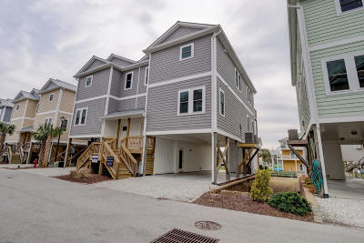 North Topsail Beach, Surf City, Topsail Beach Condo/Townhouse For Sale: 963 Tower Court #B