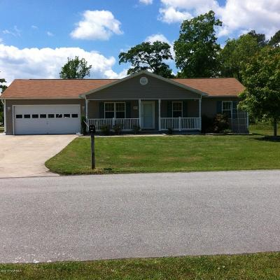 Sneads Ferry Single Family Home For Sale: 207 Finishing Lane