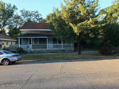 Wilmington Single Family Home Pending: 514 Harnett Street