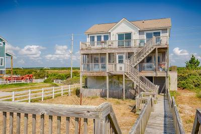 North Topsail Beach, Surf City, Topsail Beach Single Family Home For Sale: 3916 Island Drive