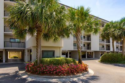 Wrightsville Beach Condo/Townhouse For Sale: 2400 Lumina Avenue N #2206