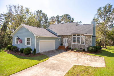 Morehead City NC Single Family Home For Sale: $309,900