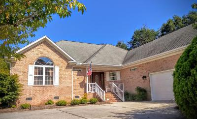 Wilmington Single Family Home For Sale: 1600 Jettys Reach