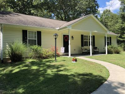 Edgecombe County Single Family Home For Sale: 546 Harts Mill Run Road