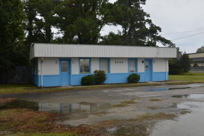Morehead City Commercial For Sale: 5320 Hwy 70 W